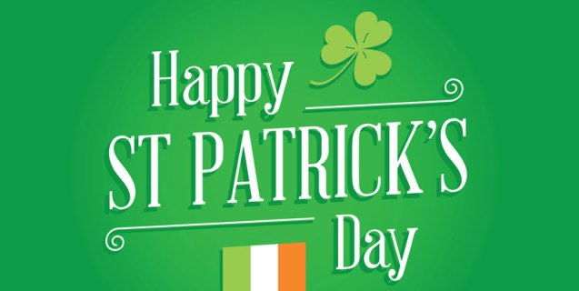 Happy St. Patrick's Day from All American Pressure Cleaning, your power washing experts in Boca Raton, FL