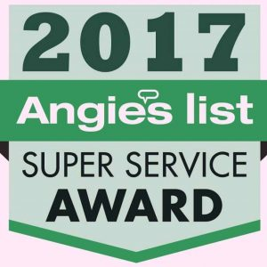 Angie's List Award for All American Pressure Cleaning, your power washing experts in Palm Beach, FL and Boca Raton